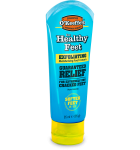 O'Keeffe's Healthy Feet Exfoliating Foot Cream - tube 85g side view