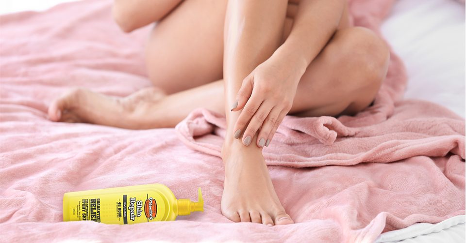Dry Skin Help: Top Tips on Relieving Dry, Itchy Skin