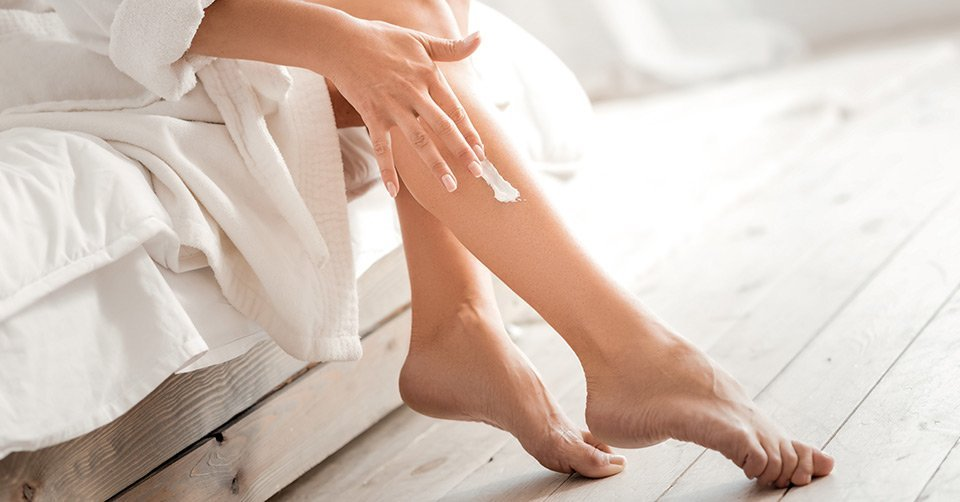 Dry Skin On Legs - Causes and Treatment